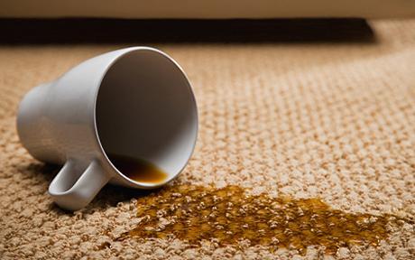 Creative Carpet Repair stain removal tricks.